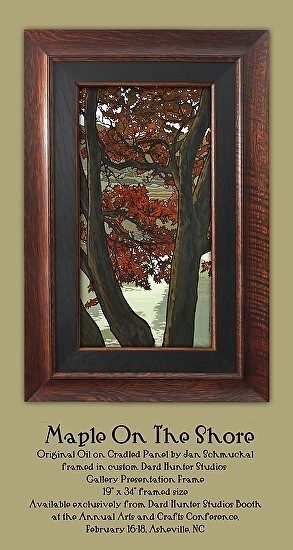 Maple on the Shore by Jan Schmuckal - Product Image