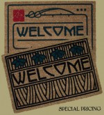 Welcome Mat SPECIAL - Product Image