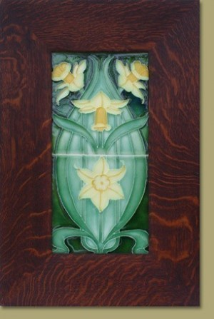 """6"""" Double Tile Frame - Product Image"""