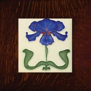 "Porteous 3B Tile - ""Iris"" - Product Image"