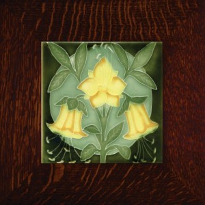"Porteous 64B Tile - ""Bellflower"" - Product Image"