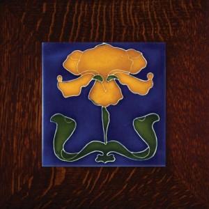 """Porteous 3A Tile - \""""Iris\"""" - Product Image"""