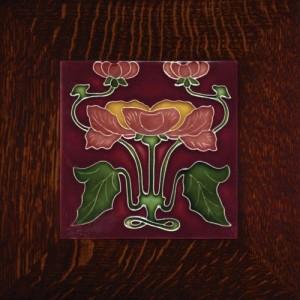 """Porteous 52B Tile - """"Magnolia"""" - Product Image"""