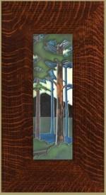 """4"""" x 12"""" Vertical Landscape - Product Image"""