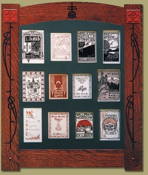 NO LONGER AVAILABLE- Framed Bookplates - Product Image