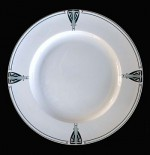 Viennese Pendant Dinner Plate - Product Image