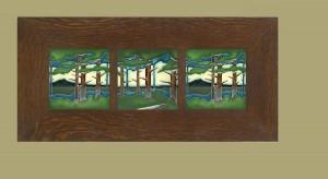 """6"""" Triple Landscape - Product Image"""
