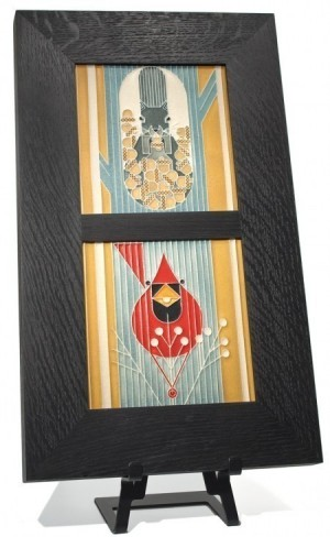 6 inch Double Tile Frame - Product Image
