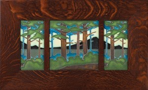 "8"" Pine Landscape with 4x8"" Pine Landscapes - Product Image"