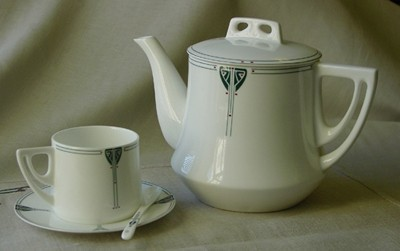 Viennese Pendant Teapot - Product Image