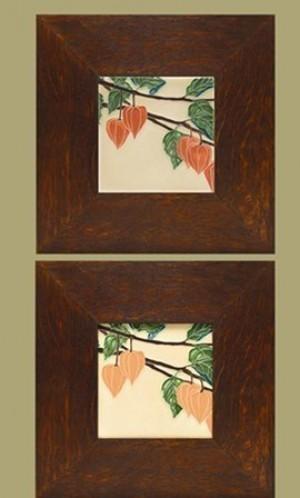 Japanese Lantern Tile - Product Image