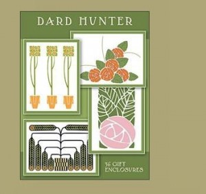 Dard Hunter Assorted Gift Enclosure Cards - Product Image