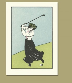 The Golfer - Product Image