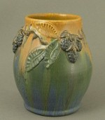 Ephraim's Heirloom Blackberry Vase - Product Image
