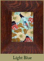 Hummingbird tile - Product Image