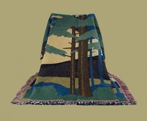 Landscape Throw - Product Image