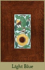 Sunflower Tile - Product Image