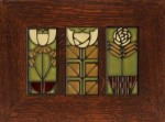 "Trio of 4 x 8"" Dard Hunter Tiles - Product Image"