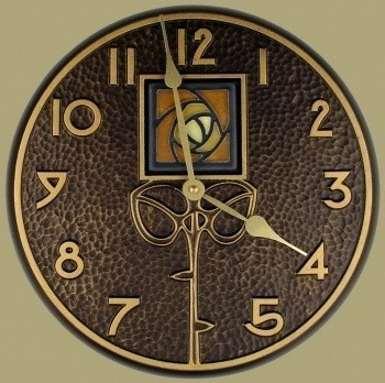 Clocks Dard Hunter Studios Catalog