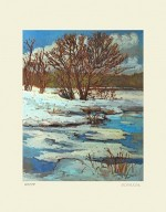 Winter, by Jan Schmuckal - Product Image