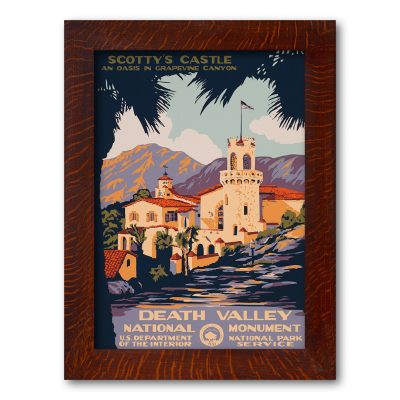 Death Valley National Monument - Product Image