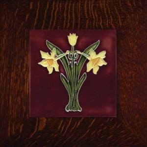 "Porteous 4C Tile - ""Wood Hyacinth"" - Product Image"