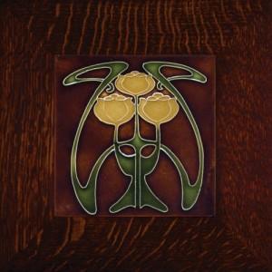 """Porteous 44A Tile - """"Buttercup"""" - Product Image"""
