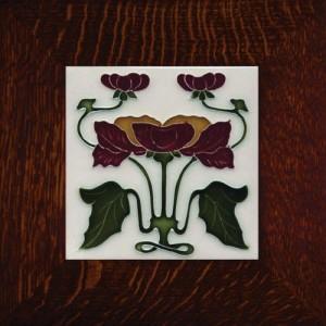 """Porteous 52A Tile - """"Magnolia"""" - Product Image"""