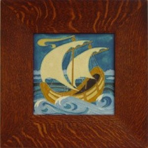 Magic Ship Tile - Product Image