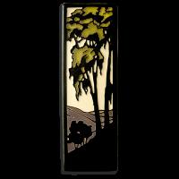 4 x 12 Eucalyptus by Motawi Tileworks - Product Image
