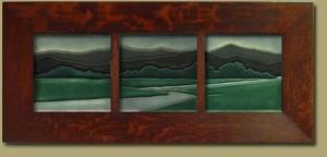 """8"""" Triple Riverscape - Product Image"""
