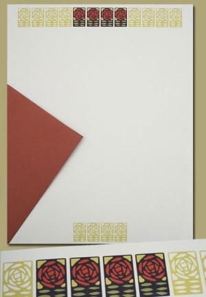 Dard Hunter Stationery - Product Image