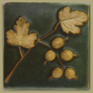 "Gooseberry 4"" Tile - Product Image"