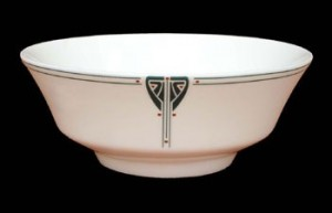 Viennese Pendant Berry or Dessert Bowl - Product Image