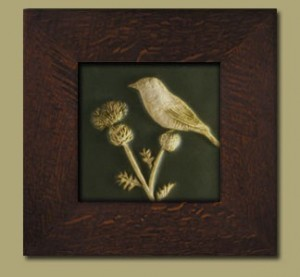 "Goldfinch 6"" Tile - Product Image"