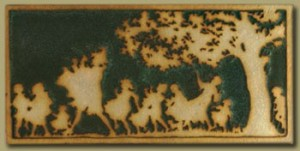 Piper Tile with Plain Tree - Product Image