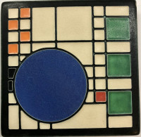6 x 6 Frank Lloyd Wright design by Motawi Tileworks - Product Image