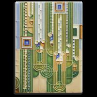 6 x 8 Saguaro - Product Image