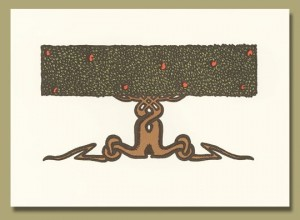 Nature Tree Notecards - Product Image