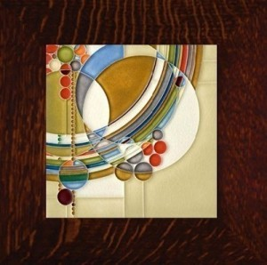 8 inch Single Tile Frame - Product Image