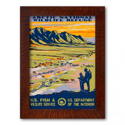 Artic National Wildlife Refuge - Product Image