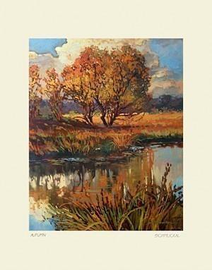 Autumn, by Jan Schmuckal - Product Image