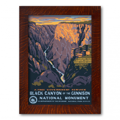 Black Canyon of the Gunnison National Monument - Product Image