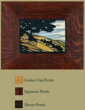 California Oak, 8x6 tile - Product Image