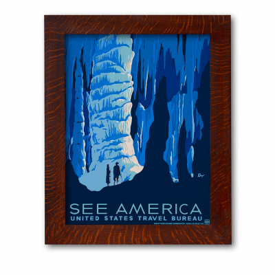 Carlsbad Caverns National Park See America - Product Image