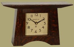 Craftsman Mantle Clock  - Product Image