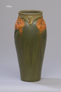 Craftsman Poppy Vase - Product Image