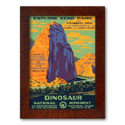 DinoSaur National Monument - Product Image