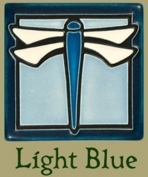 """Dragonfly 4"""" Tile - Product Image"""