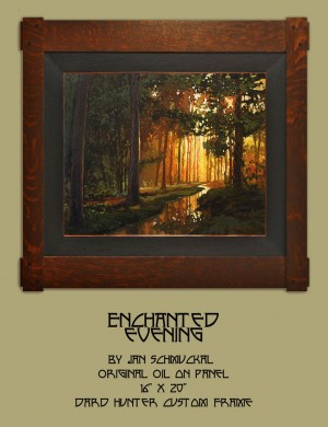Enchanted Evening by Jan Schmuckal - Product Image